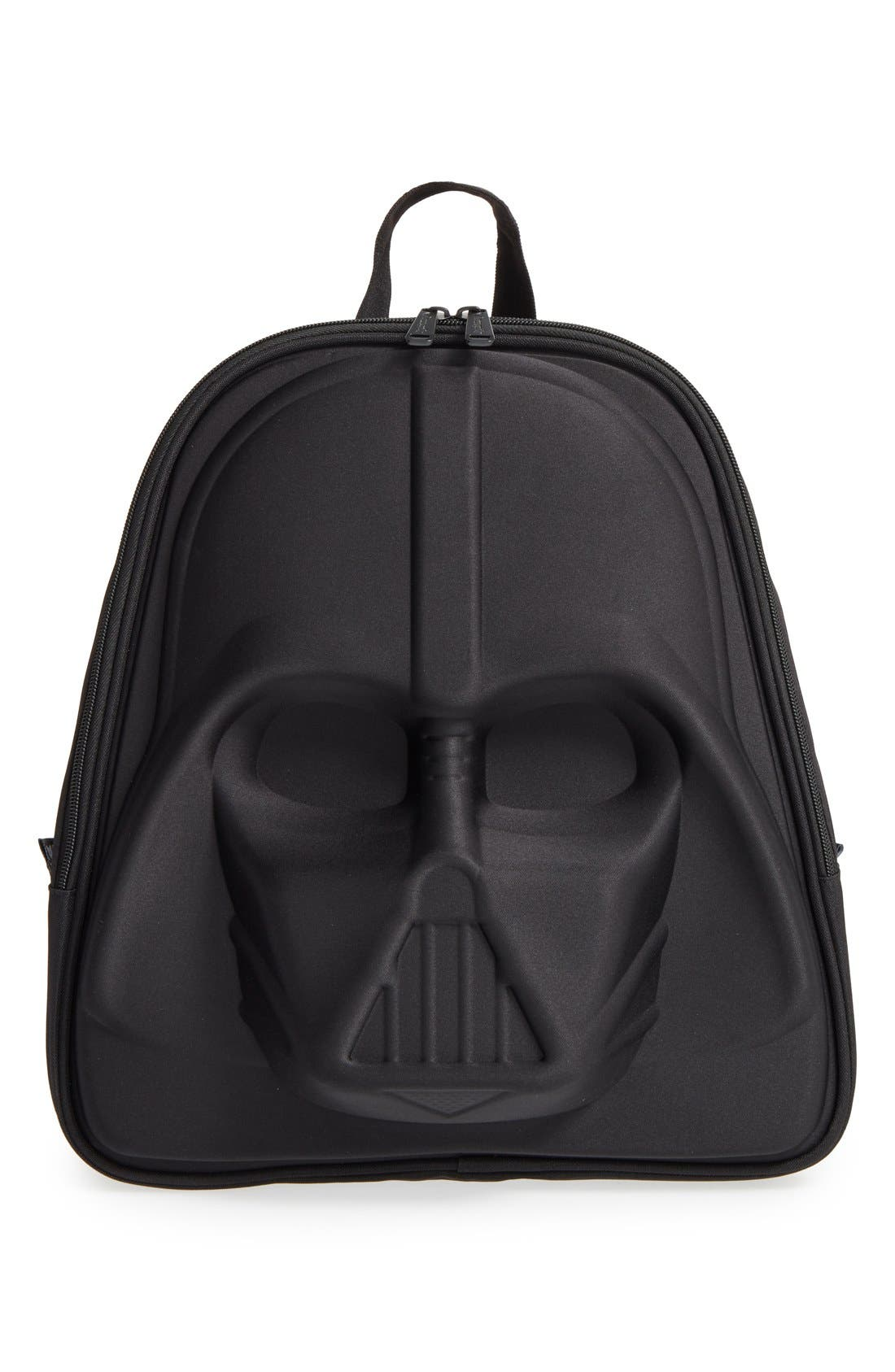 'Star Wars<sup>™</sup> - Darth Vader' Backpack,                             Main thumbnail 1, color,                             Black