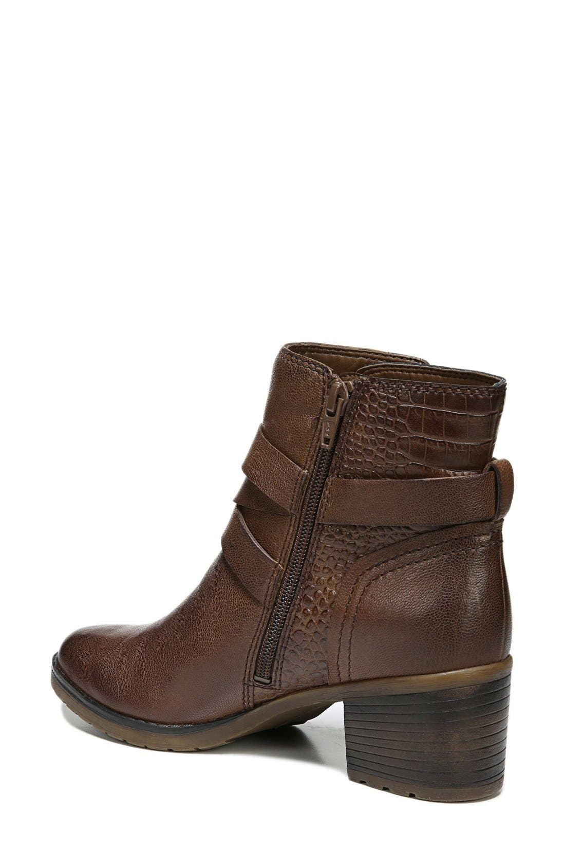 'Ringer' Boot,                             Alternate thumbnail 2, color,                             Tan Leather