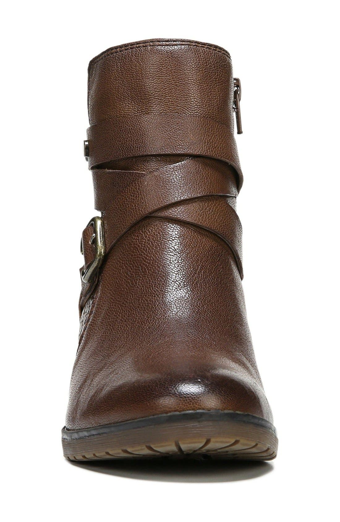 'Ringer' Boot,                             Alternate thumbnail 3, color,                             Tan Leather