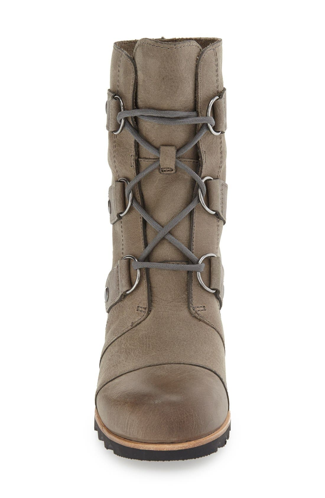 Alternate Image 3  - SOREL 'Joan of Arctic' Waterproof Wedge Boot (Women)