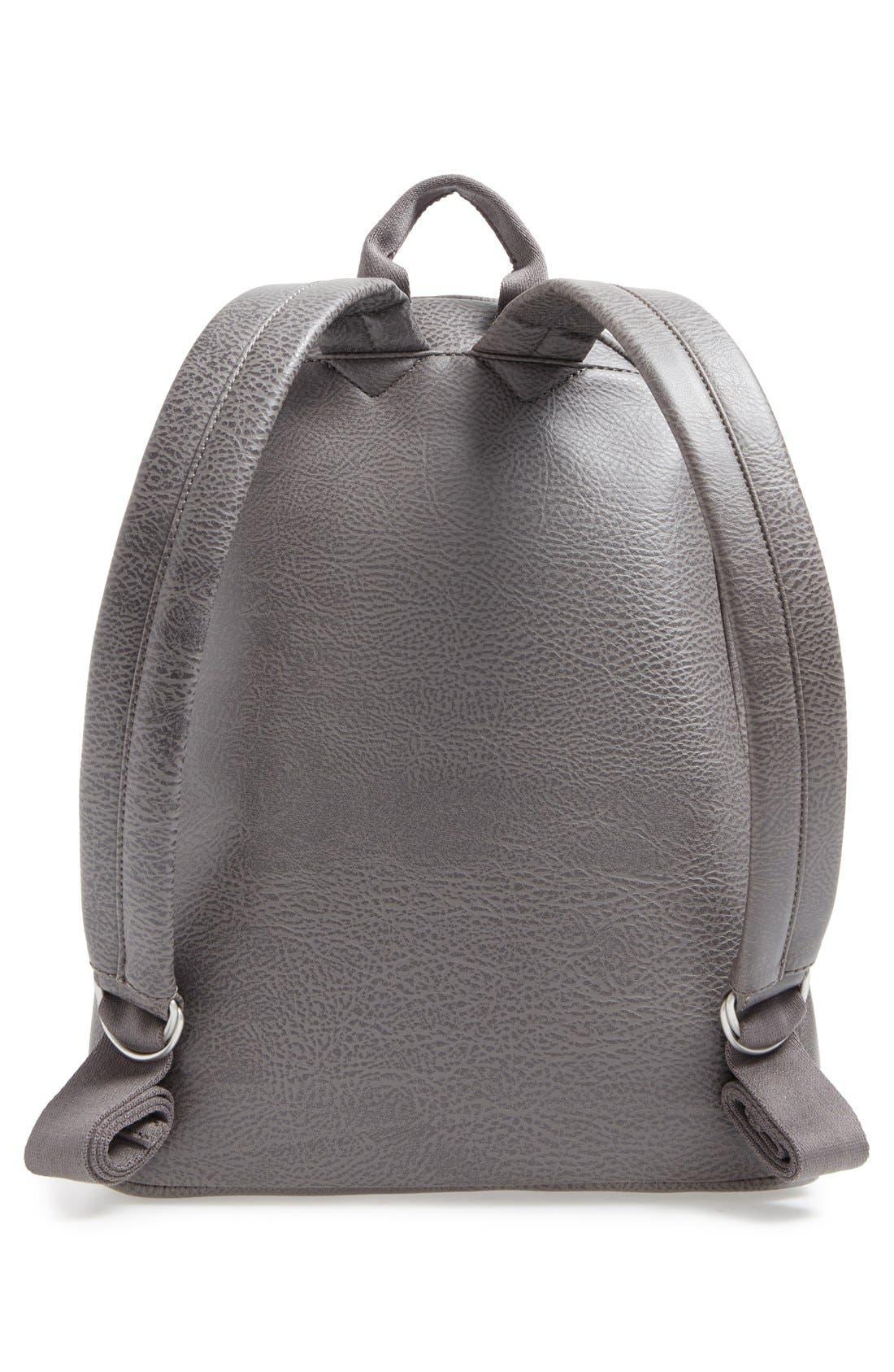 Alternate Image 3  - Matt & Nat 'July' Faux Leather Backpack