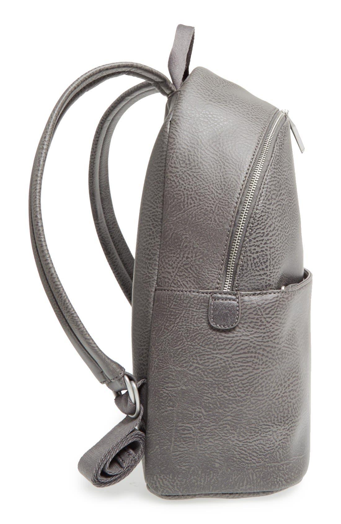 Alternate Image 5  - Matt & Nat 'July' Faux Leather Backpack