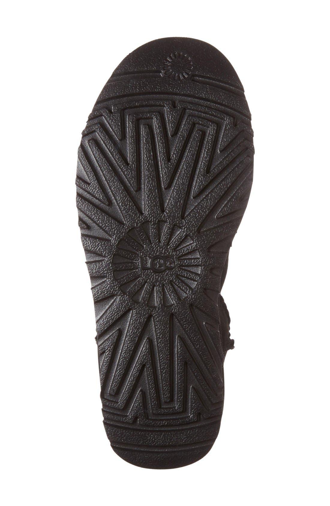 Alternate Image 4  - UGG® Naveah Genuine Shearling Boot (Women)