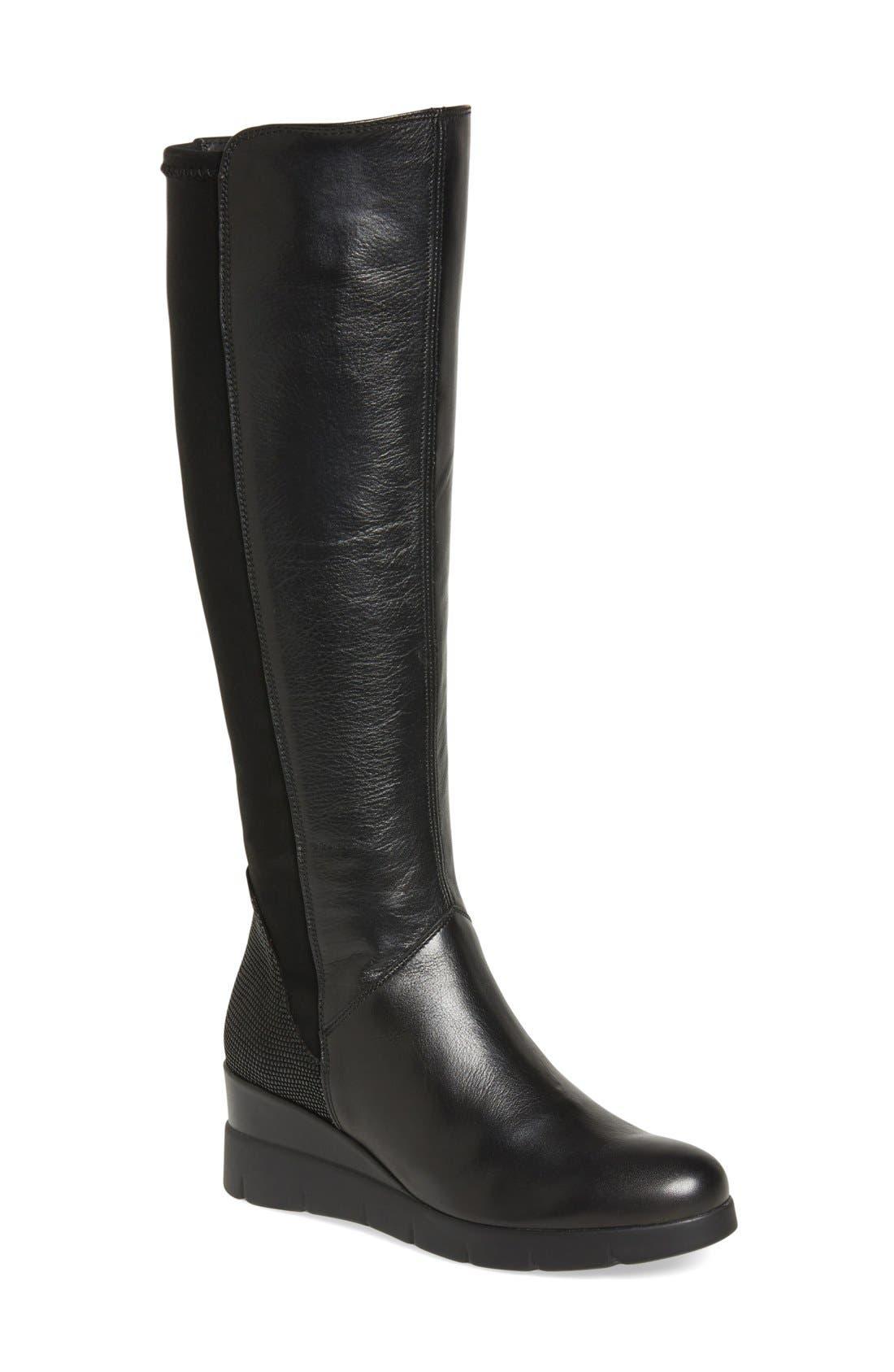 Hispanitas 'Leader' Wedge Boot (Women)