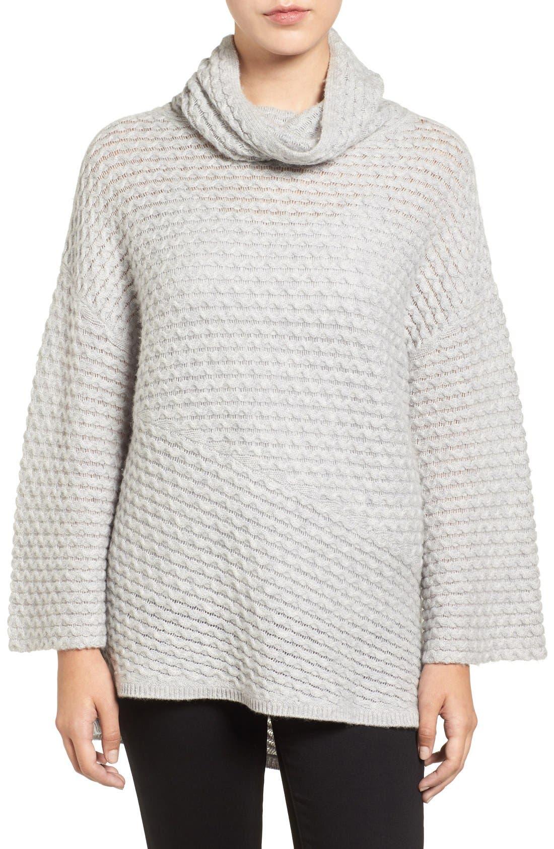 Main Image - Halogen® Wool & Cashmere Sweater (Regular & Petite)