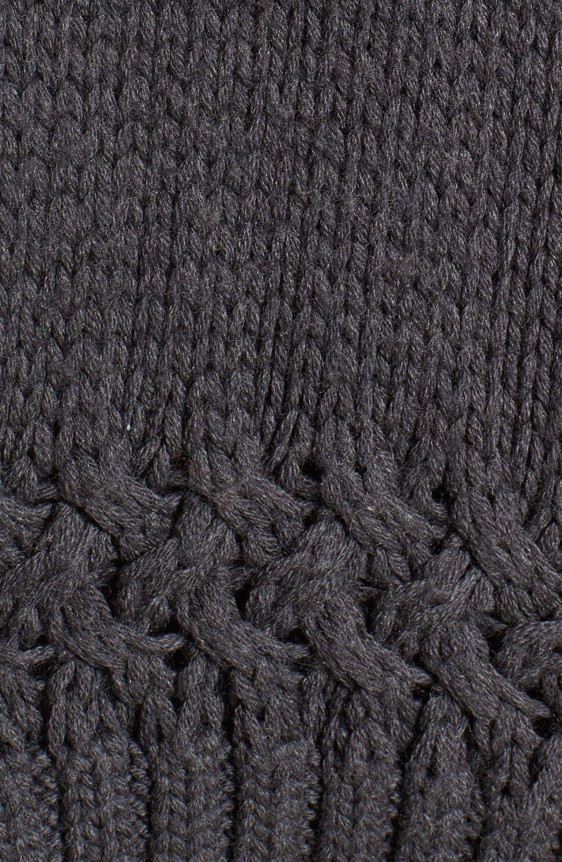 Alternate Image 4  - Canada Goose Knit Merino Wool Scarf