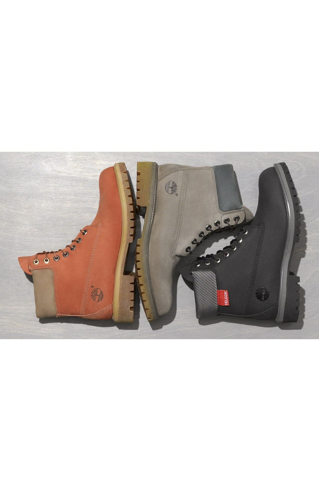 Alternate Image 5  - Timberland 'Autumn Mashup' Waterproof Boot (Men)