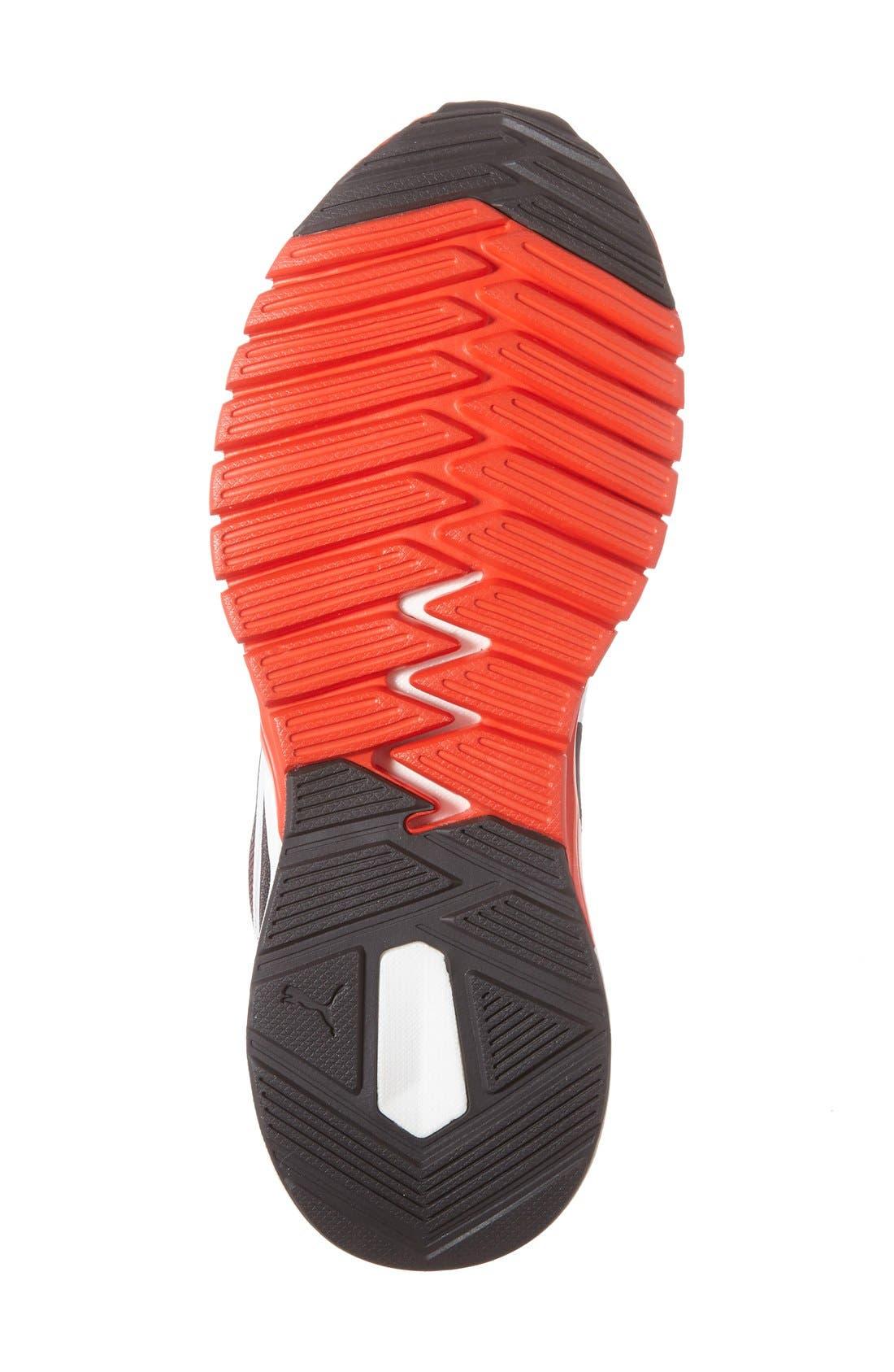 Alternate Image 4  - PUMA 'IGNITE Dual' Sneaker (Big Kid)