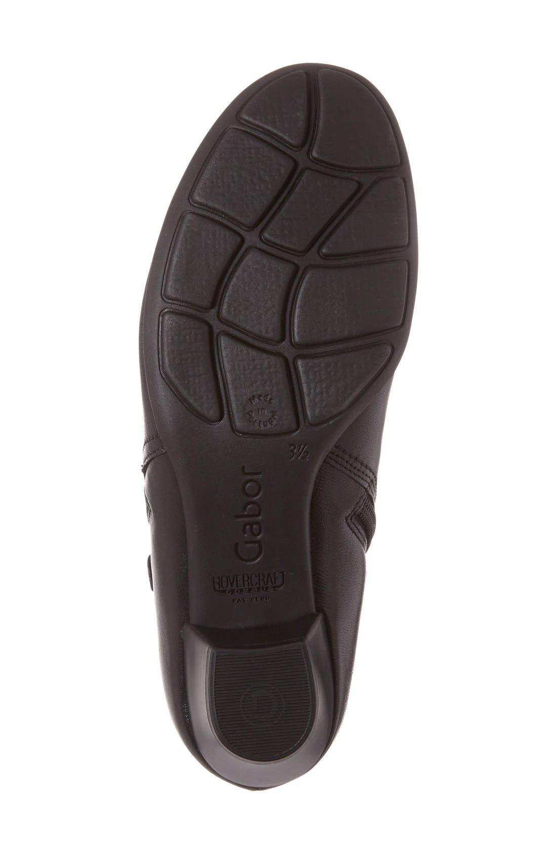 Alternate Image 4  - Gabor Ankle Bootie (Women)