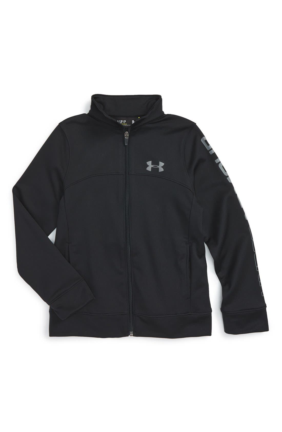 boys under armour winter hat