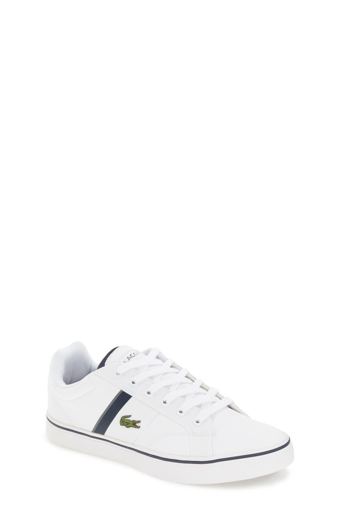 Alternate Image 1 Selected - Lacoste 'Fairland' Sneaker (Women)