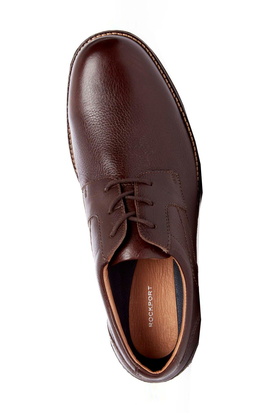 Alternate Image 4  - Rockport 'Premium Class' Plain Toe Derby (Men)