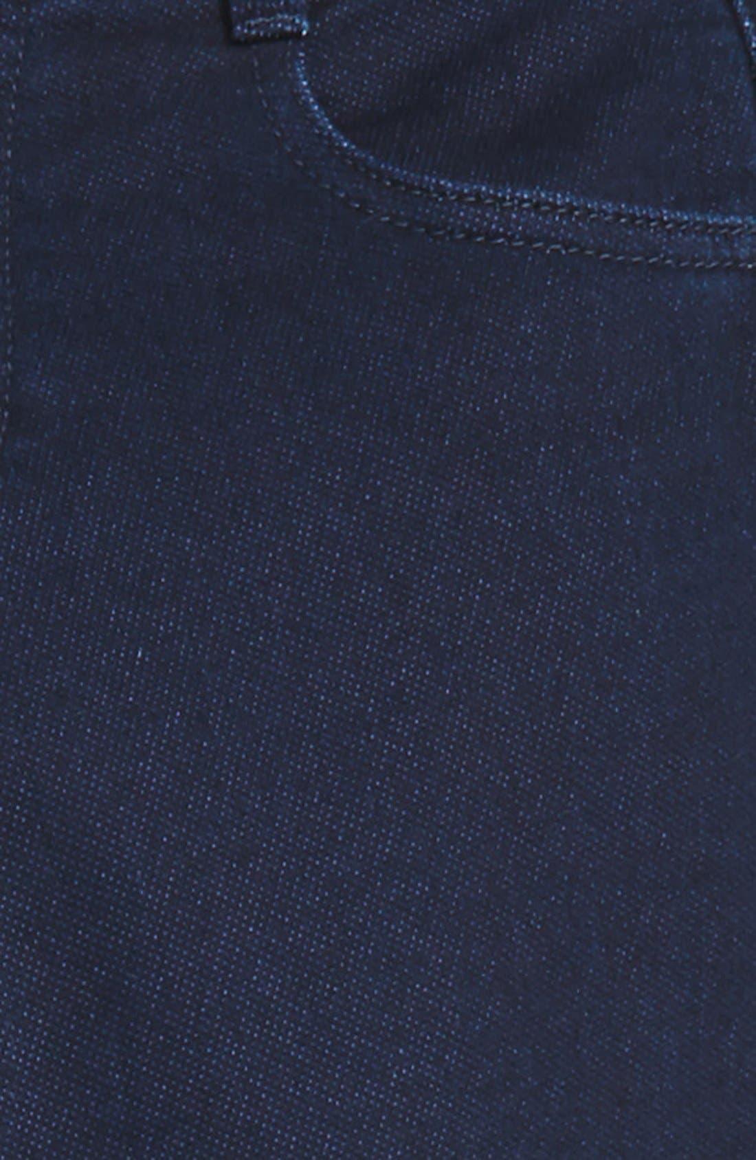 Skinny Knit Pants,                             Alternate thumbnail 2, color,                             Indigo Multi