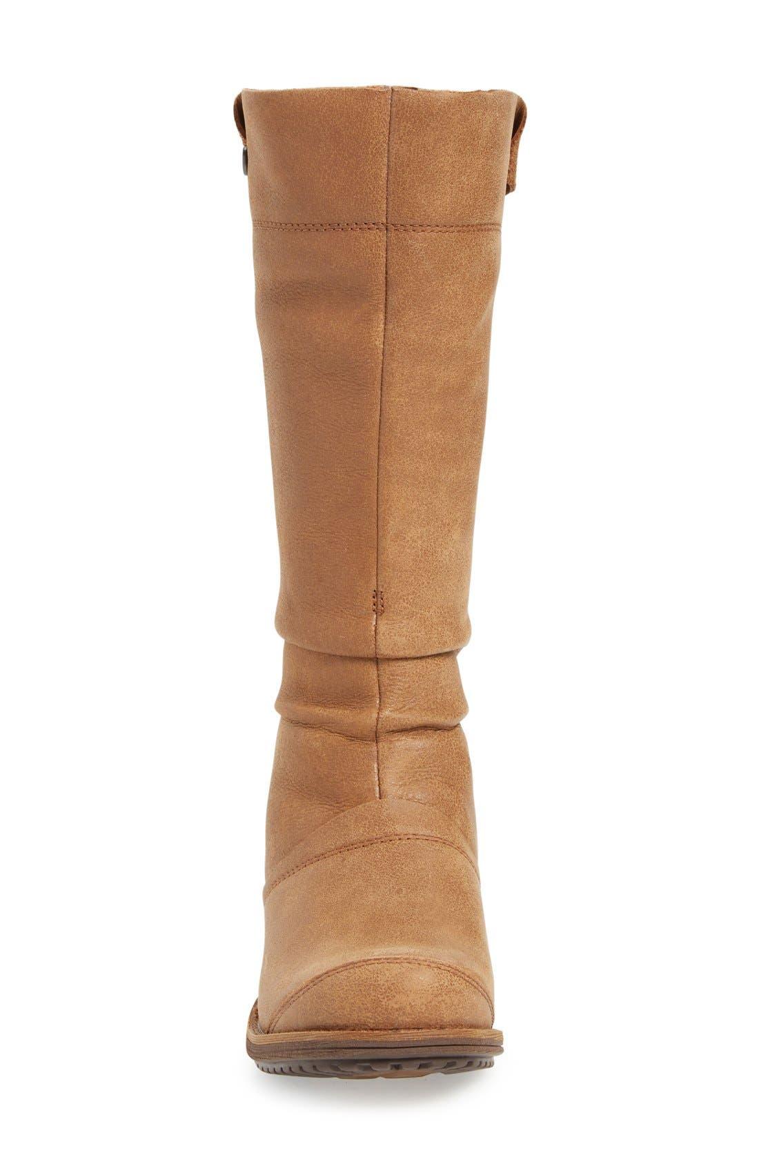 Alternate Image 3  - The North Face 'Bridgeton' Waterproof Tall Boot (Women)