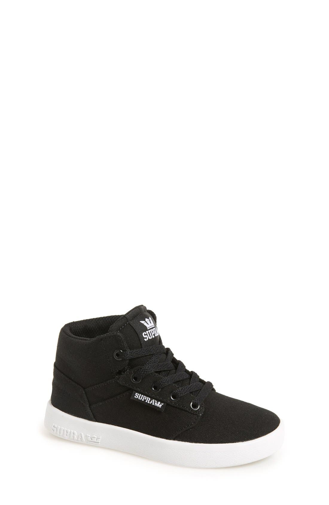 Supra 'Yorek' High Top Sneaker (Toddler, Little Kid & Big Kid)
