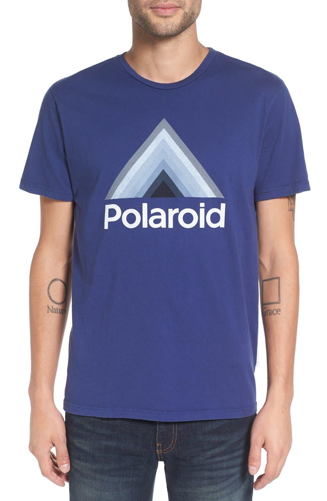 Alternate Image 1 Selected - Altru 'Polaroid' T-Shirt