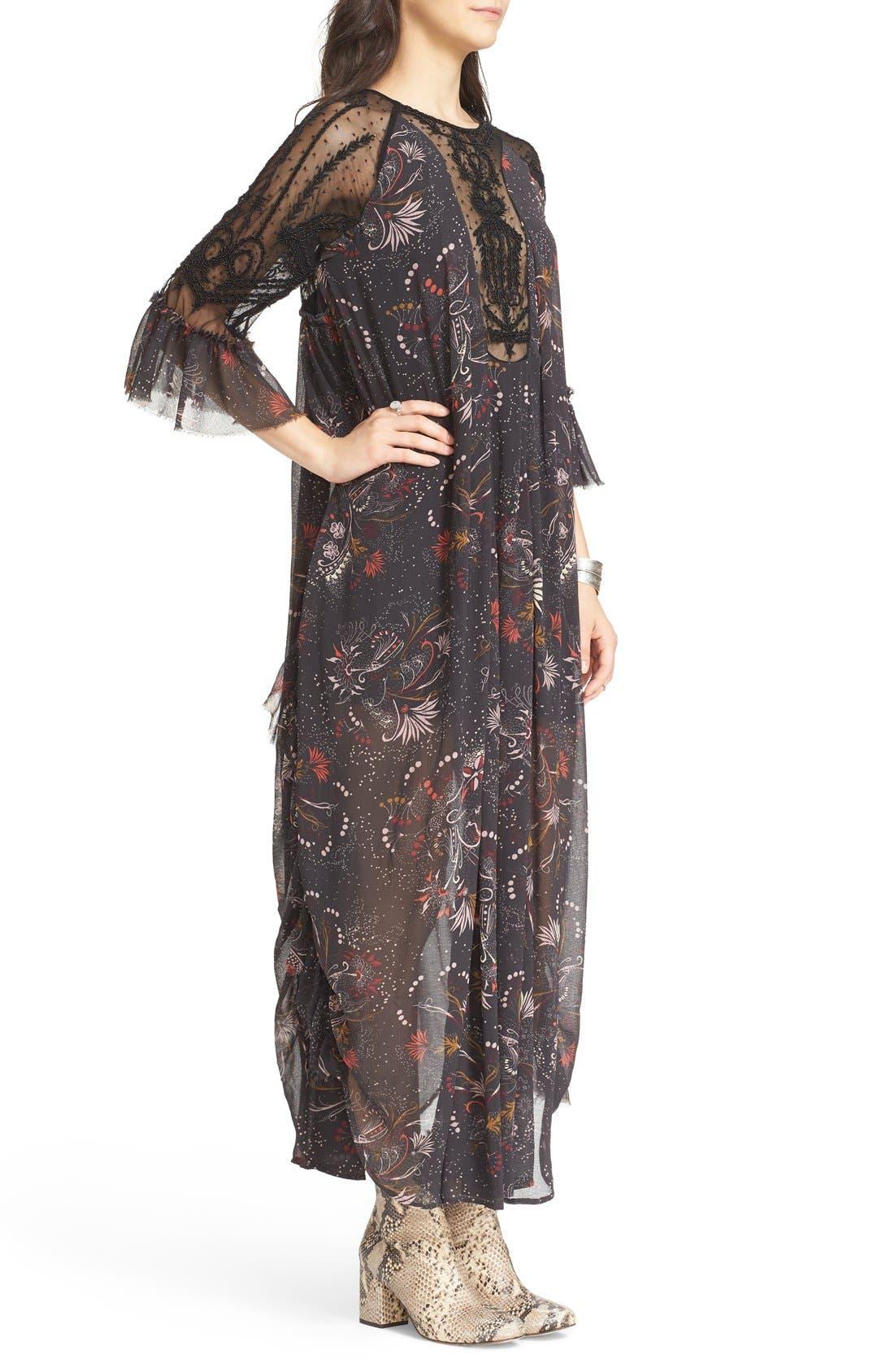 Alternate Image 3  - Free People Spirit of the Wild Maxi Dress