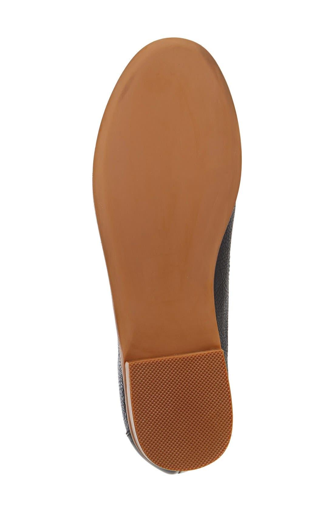 Alternate Image 4  - Jeffrey Campbell 'Bryant' Cap Toe Loafer (Women)