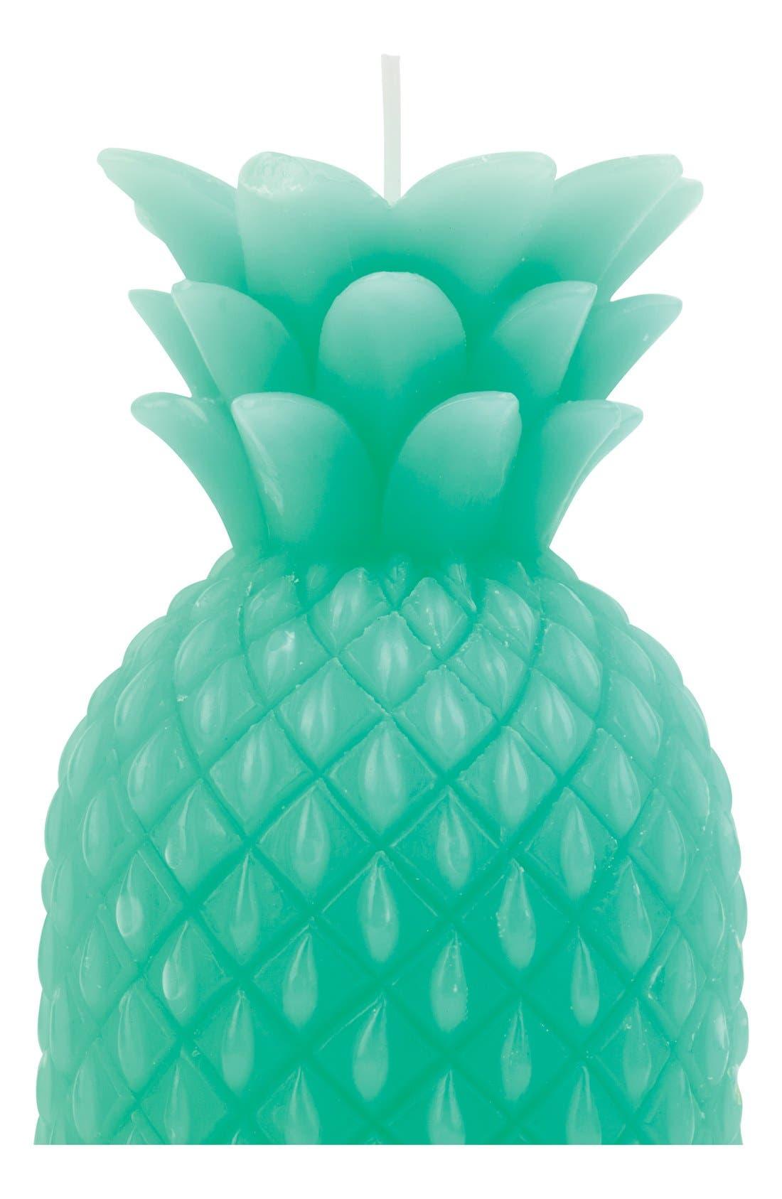 Alternate Image 2  - Sunnylife Pineapple Candle