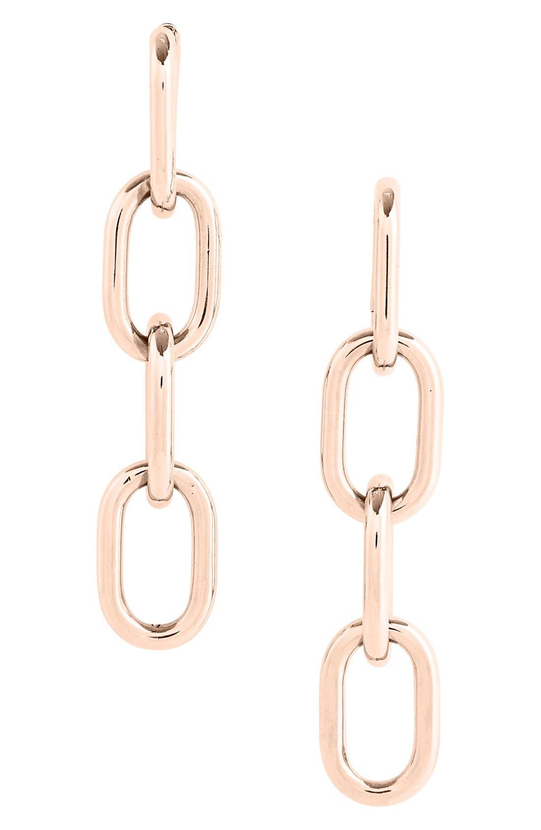 Main Image - Alexander Wang Linear Drop Earrings