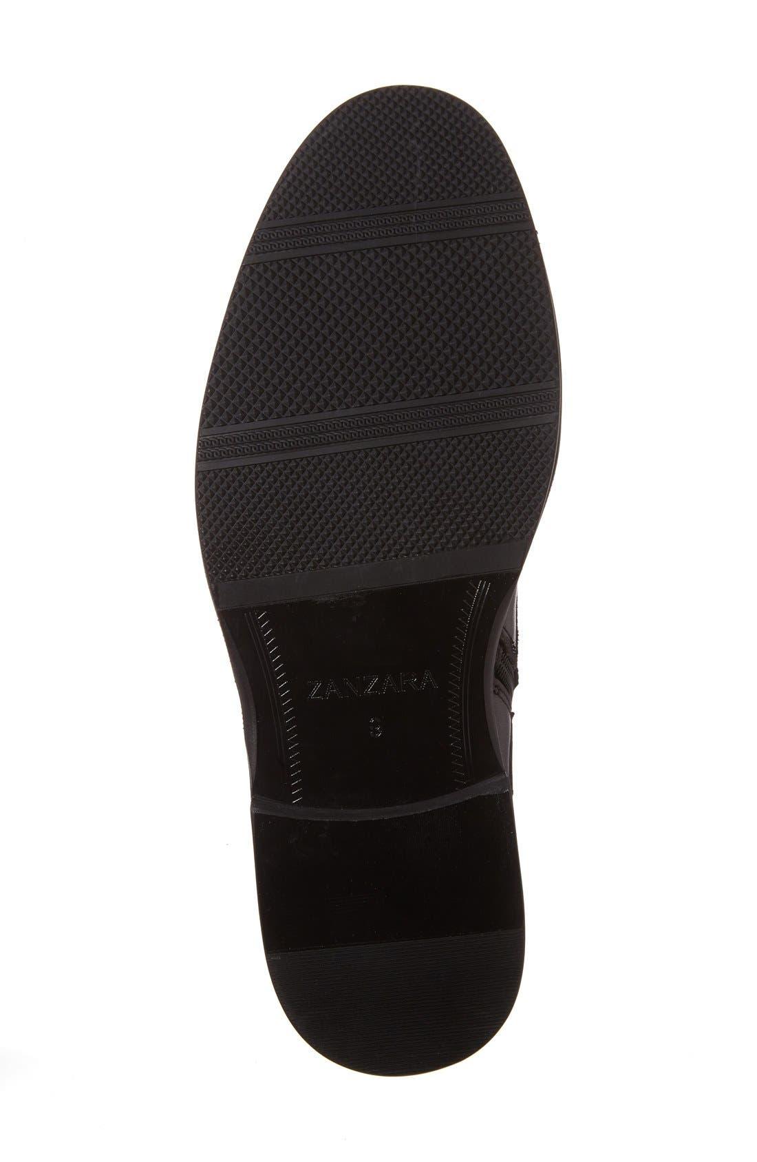 Alternate Image 4  - Zanzara 'Verona' Midi Studded Boot (Men)