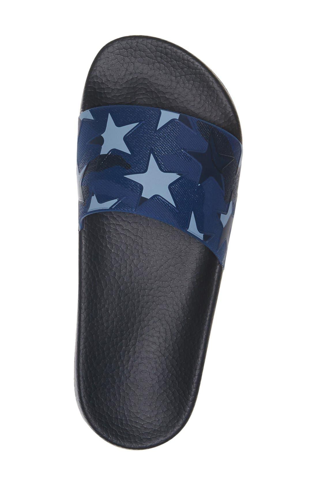 Alternate Image 3  - Valentino Star Print Sport Sandal (Women)