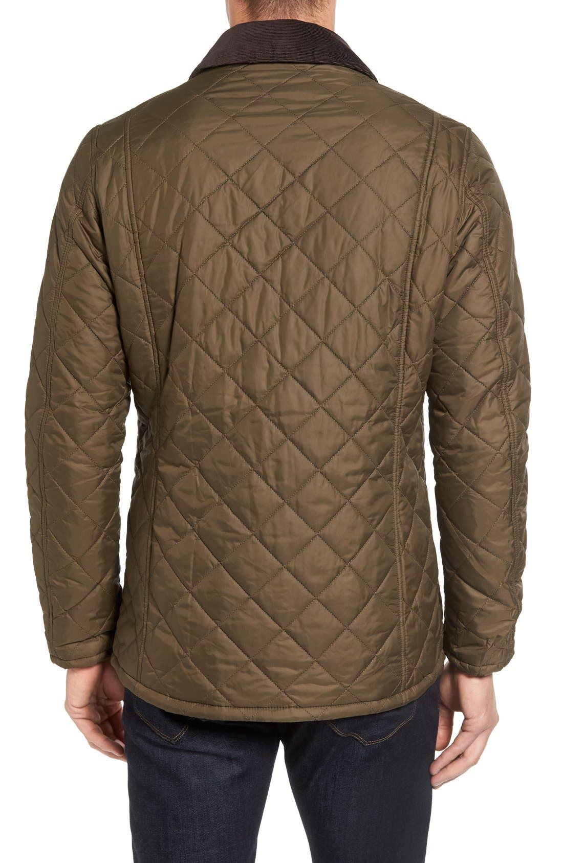 Alternate Image 2  - Barbour 'Akenside' Quilted Jacket