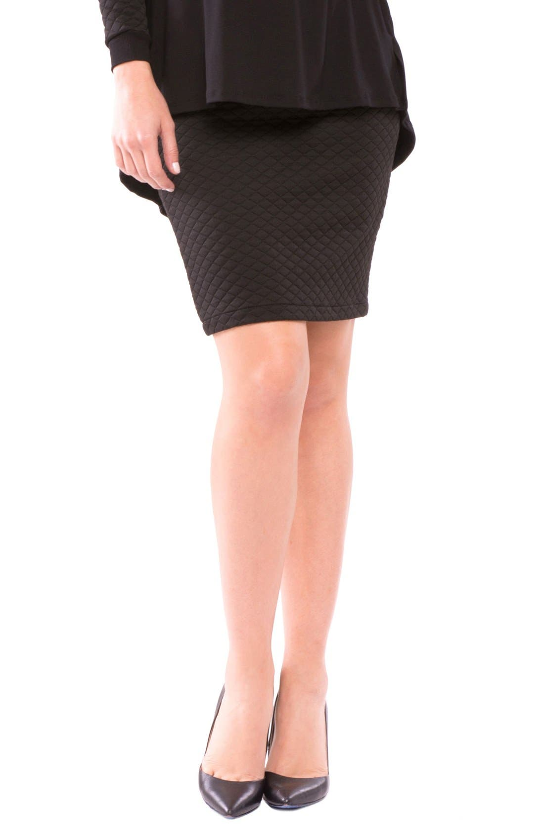 Main Image - Olian Adreina Maternity Skirt