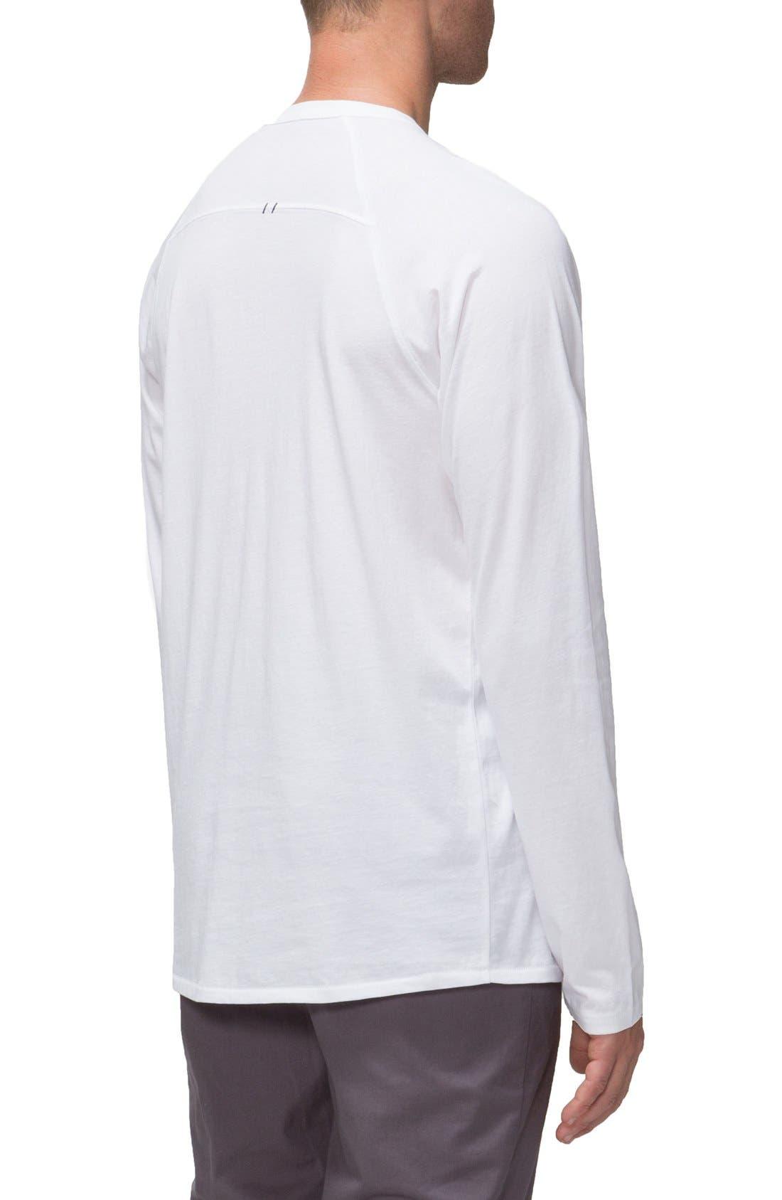 Alternate Image 3  - TAVIK 'Covert II' Raglan Long Sleeve T-Shirt