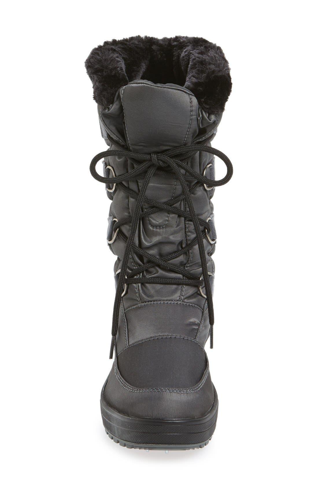 Alternate Image 3  - Pajar 'Riga' Waterproof Ice Grippers® Boot (Women)