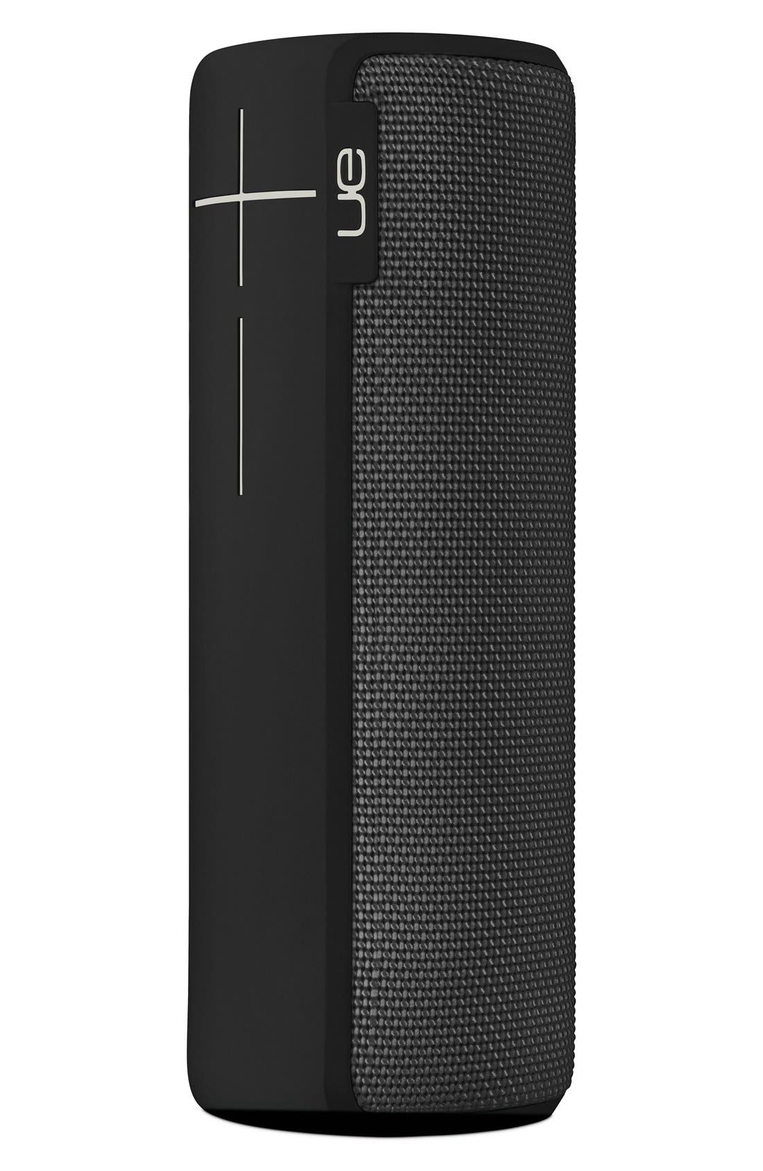 Boom 2 Wireless Bluetooth<sup>®</sup> Speaker,                             Alternate thumbnail 4, color,                             Black/ Grey