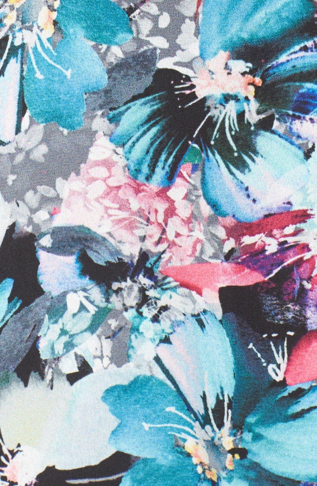 Henley Top,                             Alternate thumbnail 5, color,                             Bontiful Gardens