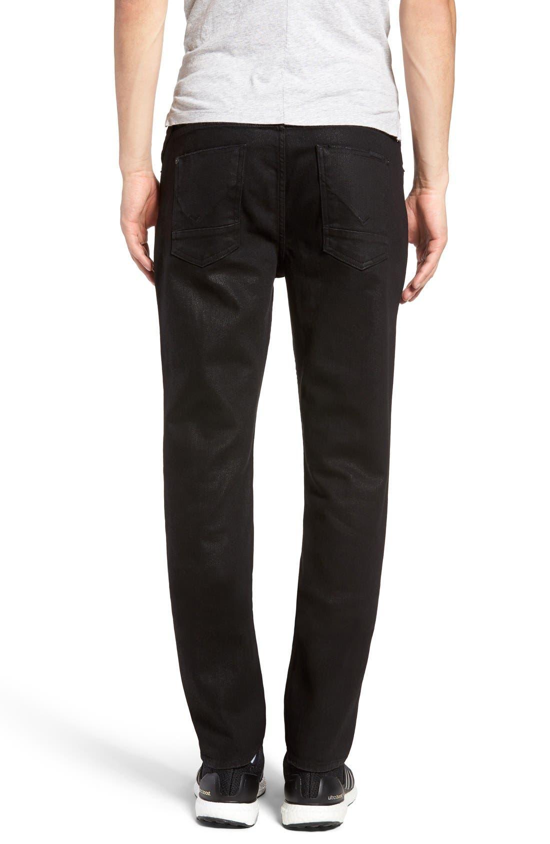 Alternate Image 2  - Hudson Jeans Broderick Skinny Fit Jeans (Untamed)