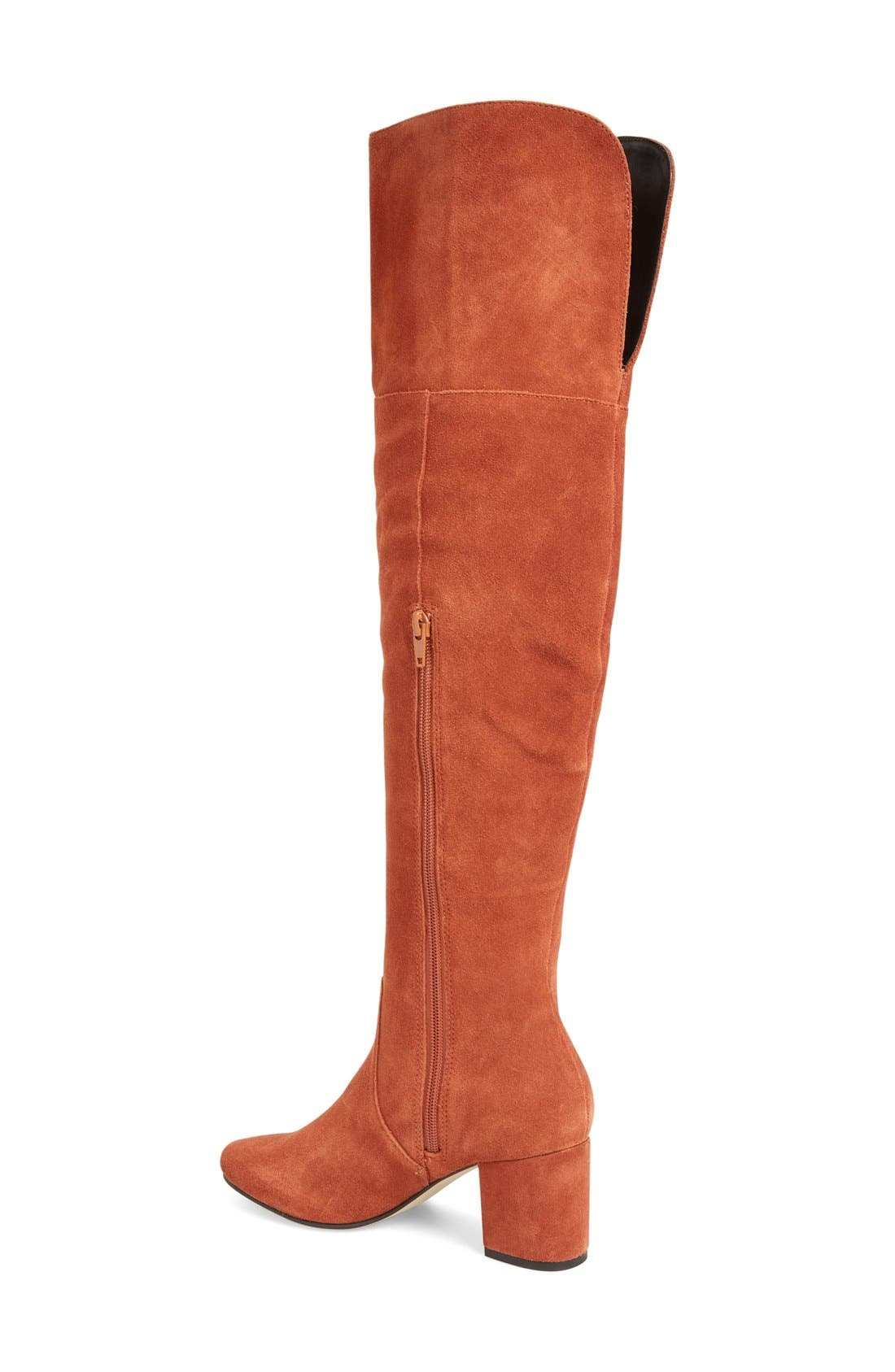 Alternate Image 2  - Sole Society Leandra Over the Knee Boot (Women)