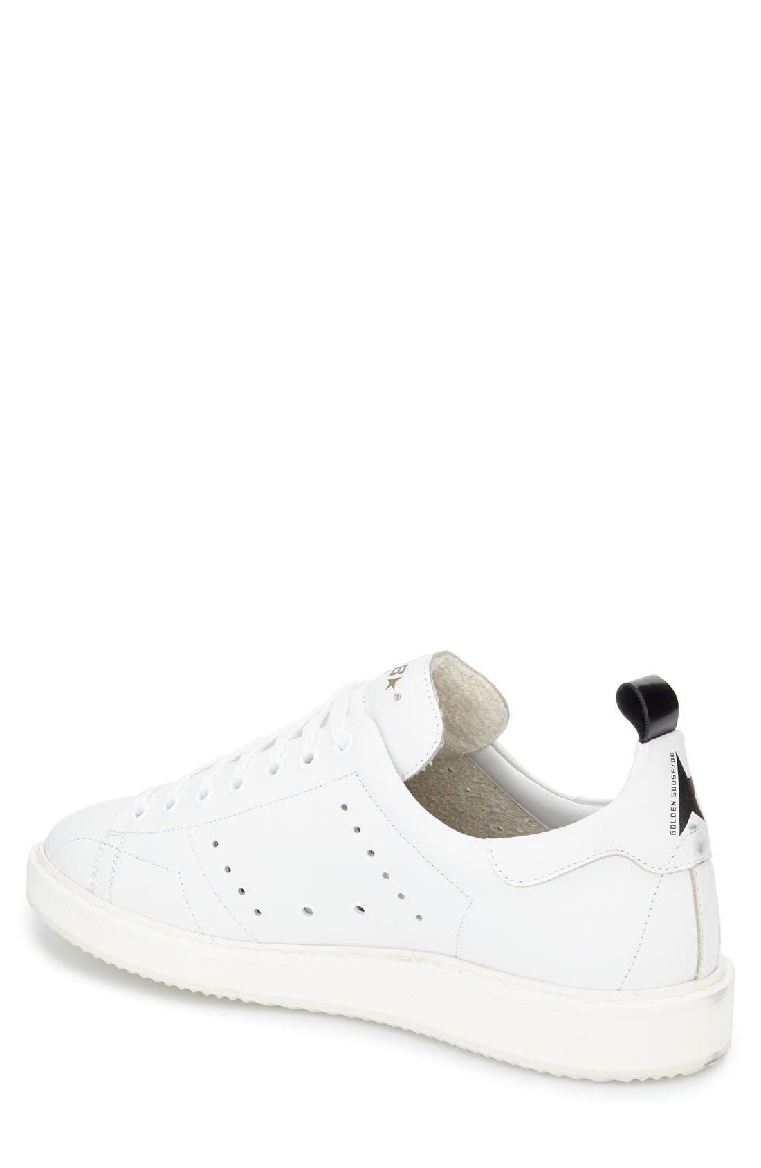 Alternate Image 2  - Golden Goose 'Starter' Sneaker (Men)