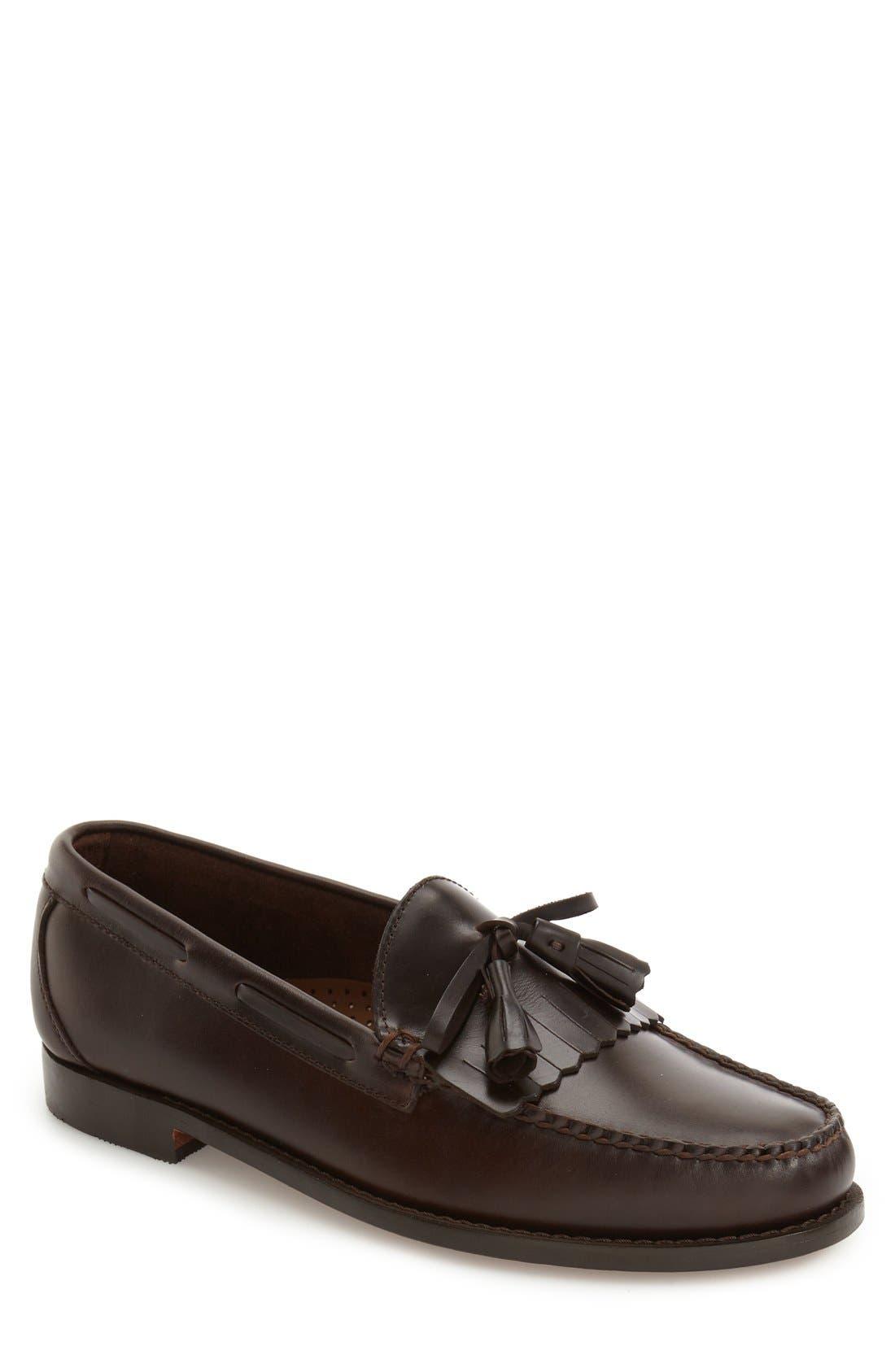 G.H. Bass & Co. 'Lawrence' Tassel Loafer (Men)