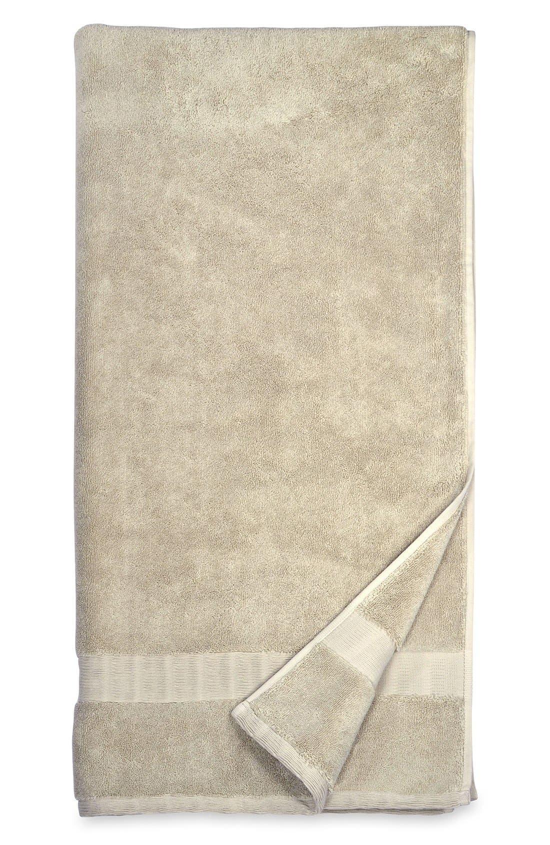 Mercer Bath Towel,                         Main,                         color, Stone