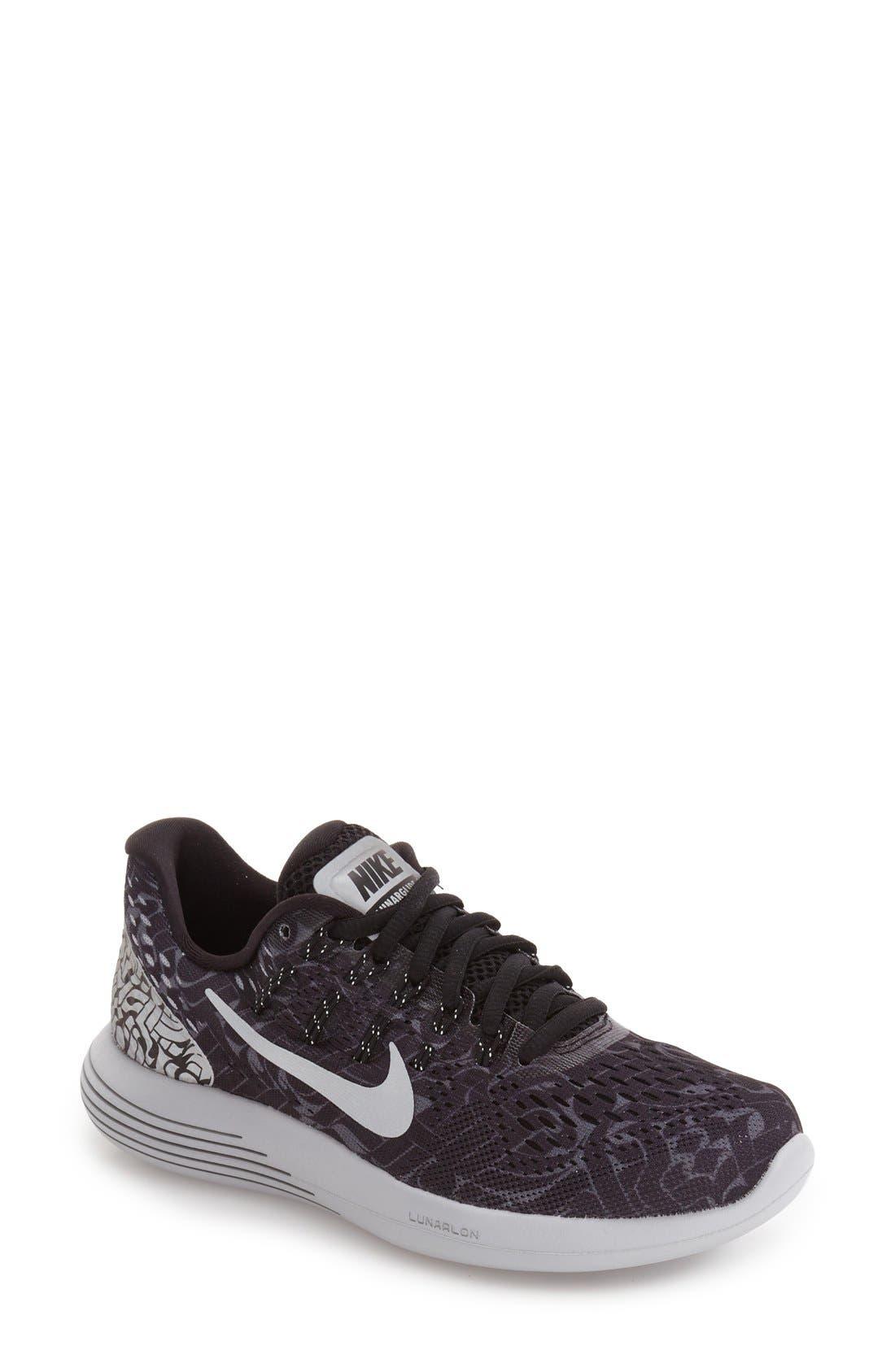 Alternate Image 1 Selected - Nike Rostarr LunarGlide 8 Running Shoe (Women)