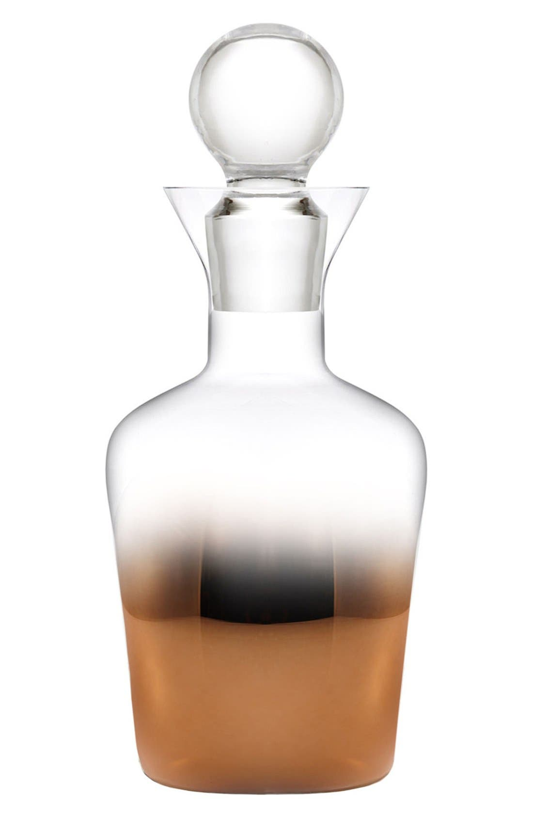 Alternate Image 1 Selected - American Atelier Ombré Decanter