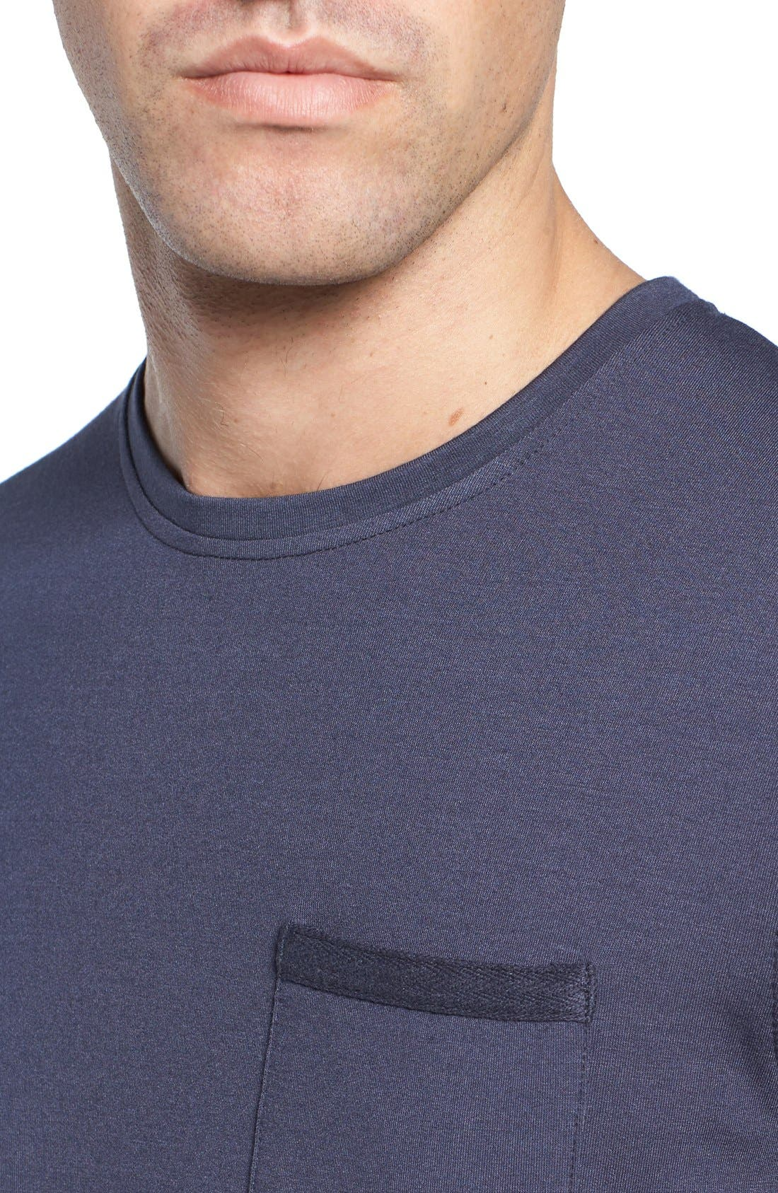Alternate Image 4  - W.R.K Bona Pocket T-Shirt