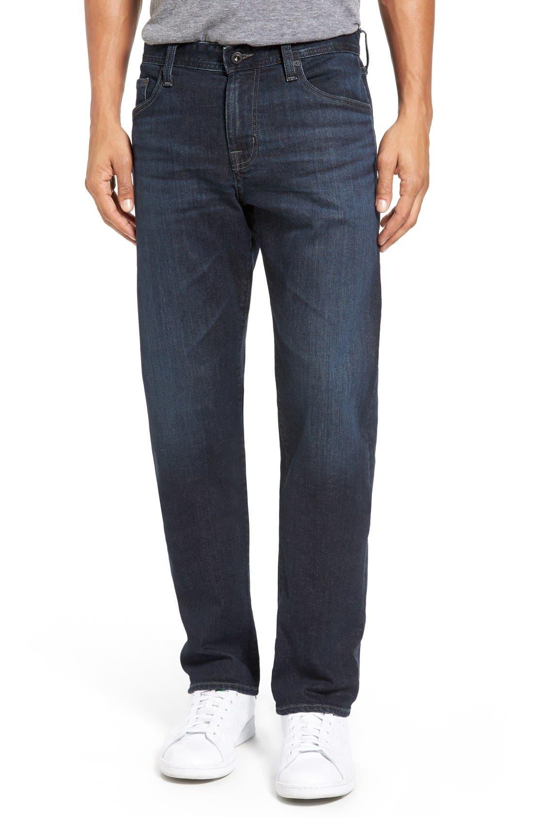 Main Image - AG Graduate Slim Straight Leg Jeans (Rockwell)