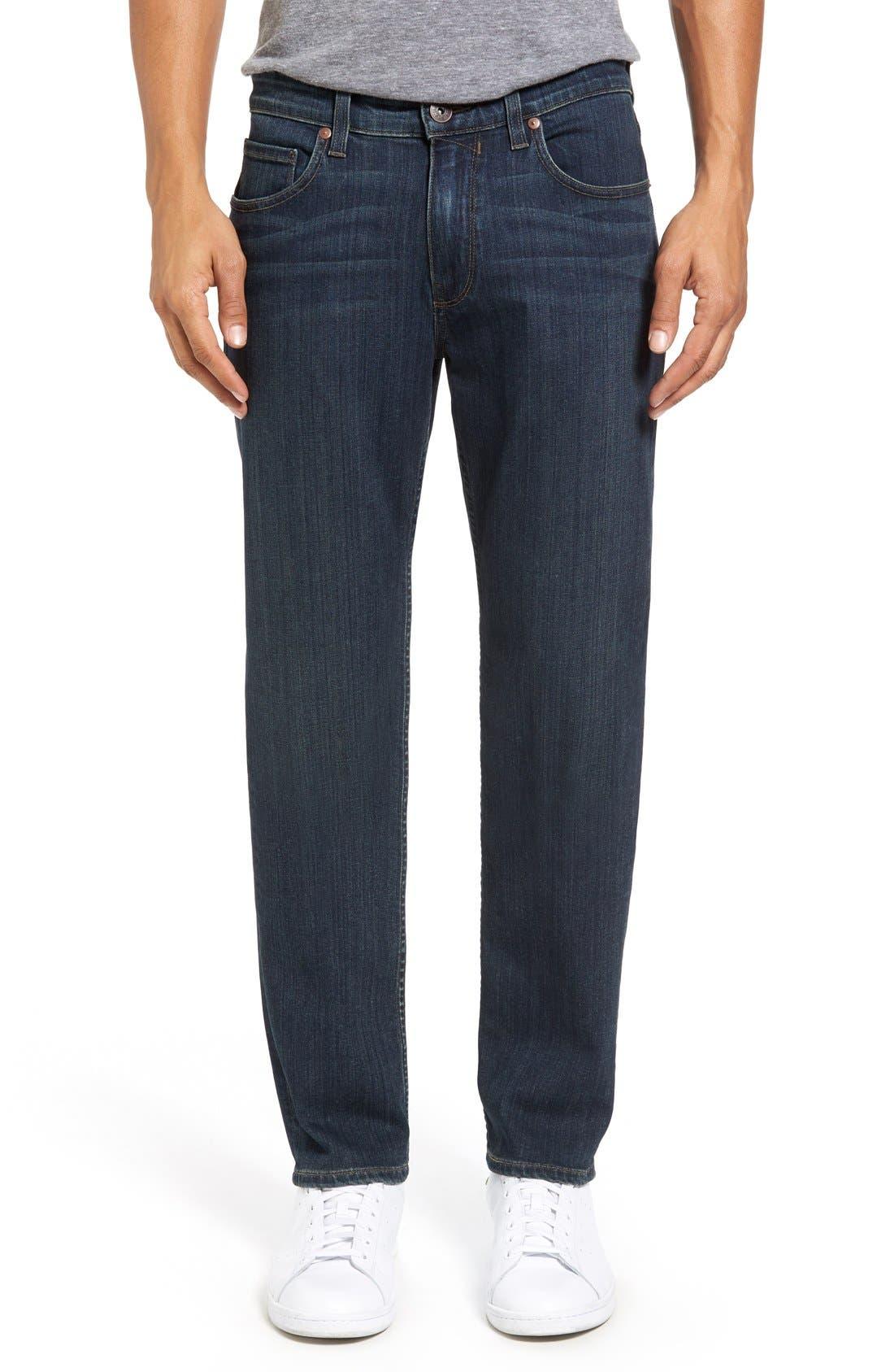 Transcend - Federal Slim Straight Leg Jeans,                         Main,                         color, Rand
