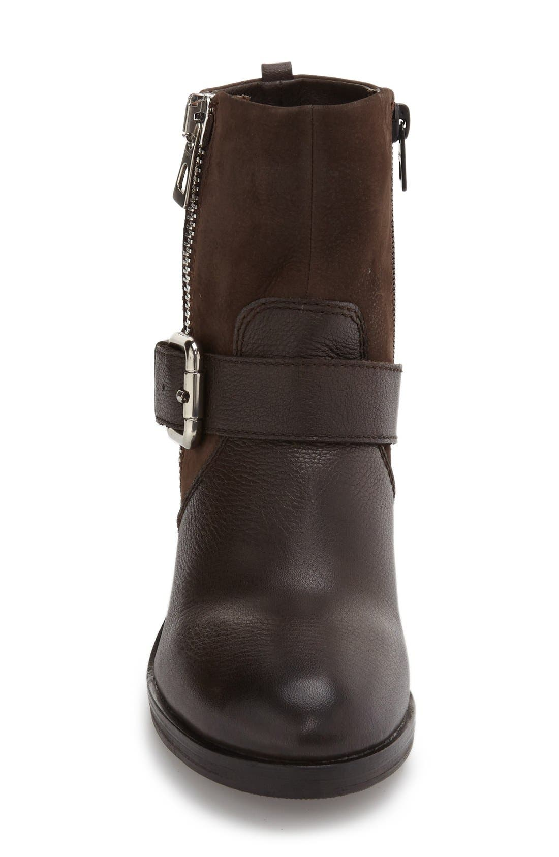 Balady Boot,                             Alternate thumbnail 3, color,                             Brown Leather