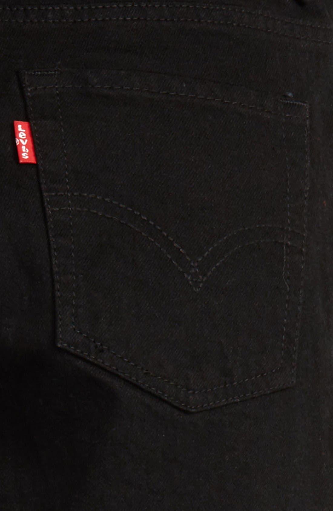 Alternate Image 3  - Levi's® 510™ Skinny Fit Jeans (Toddler Boys, Little Boys & Big Boys)