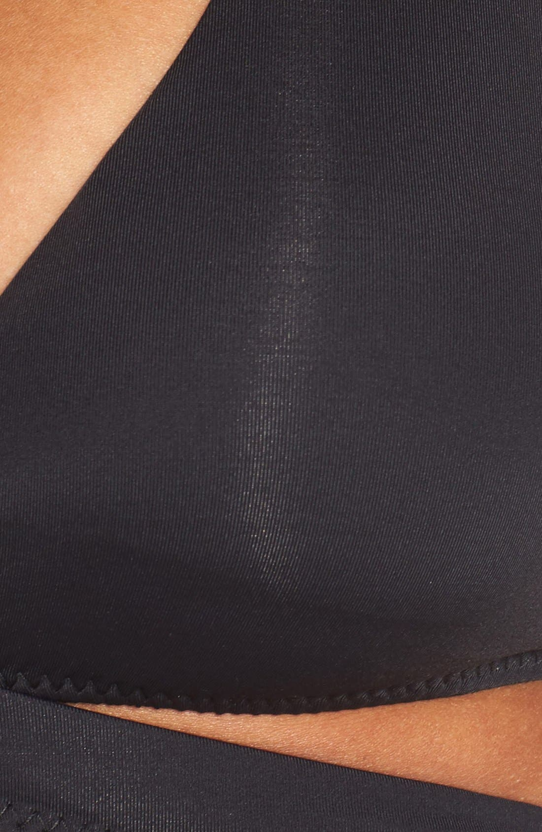 Alternate Image 5  - Becca Color Code Wrap Bikini Top