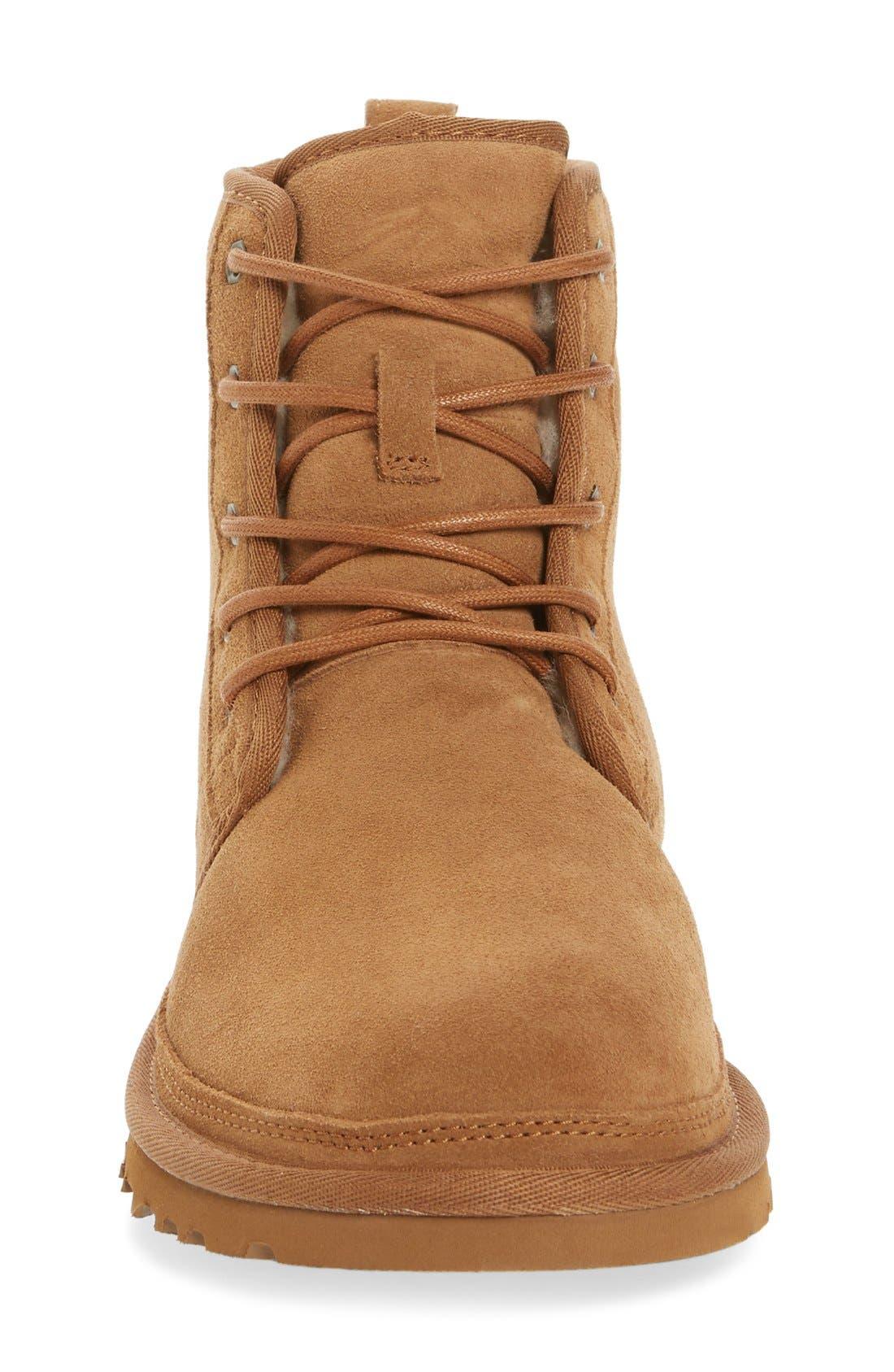 Alternate Image 3  - UGG® Harkley Lace-Up Boot (Men)