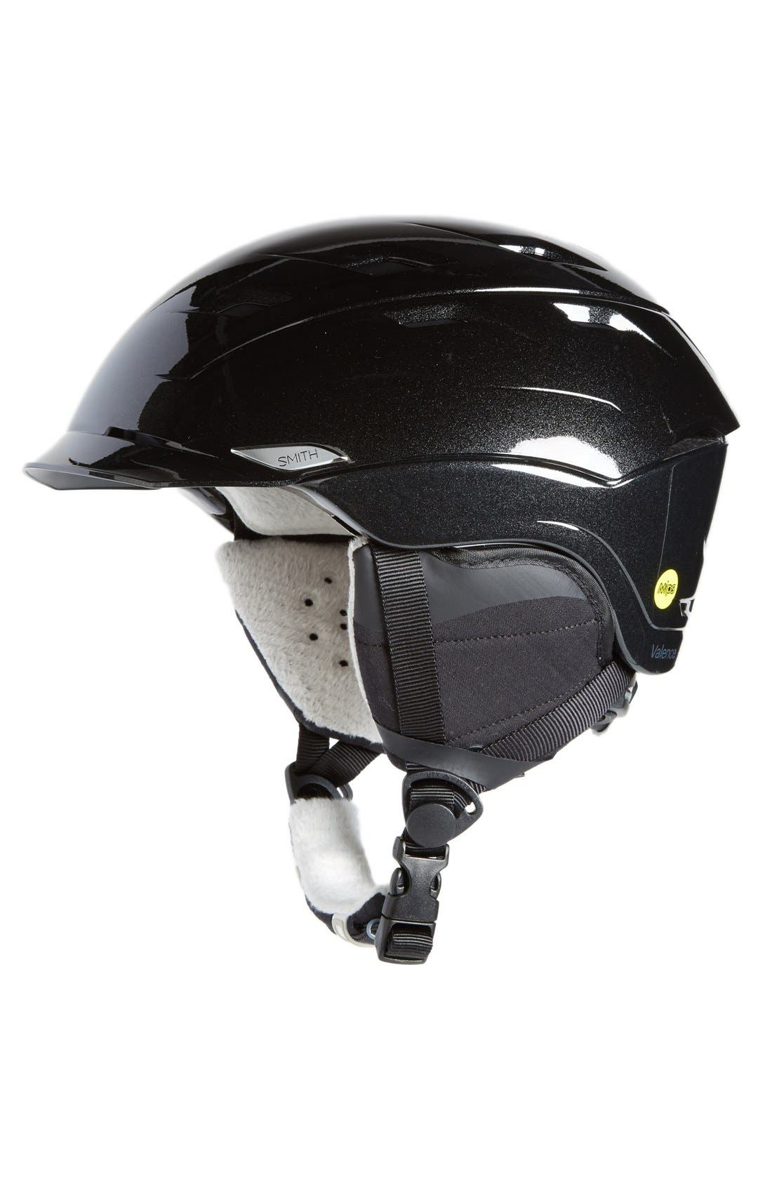 Alternate Image 1 Selected - Smith Valence with MIPS Snow Helmet (Women)