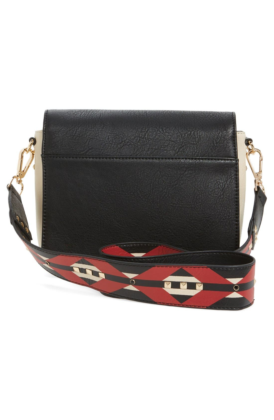Alternate Image 3  - Steve Madden BScout Statement Strap Shoulder Bag