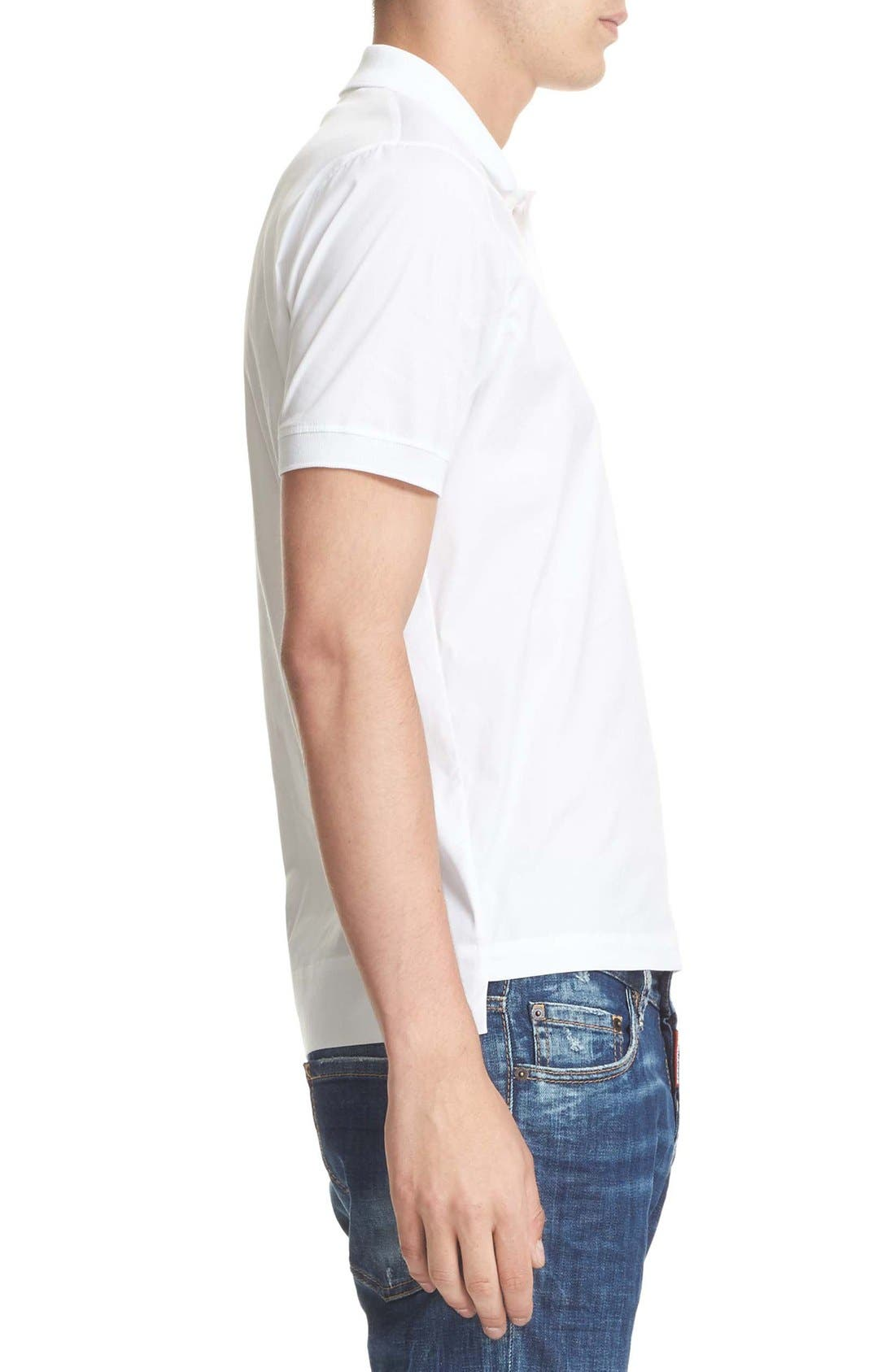 Alternate Image 3  - Dsquared2 Extra Trim Fit Polo