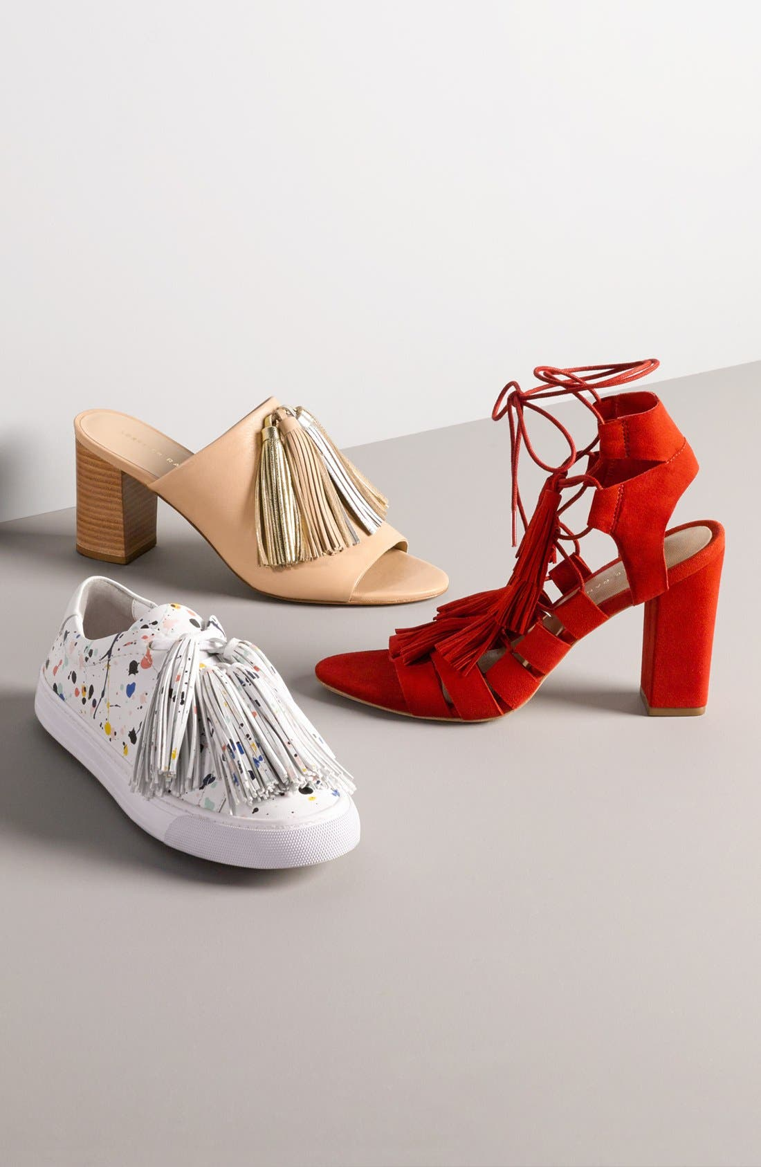 Alternate Image 6  - Loeffler Randall Logan Sneaker (Women)